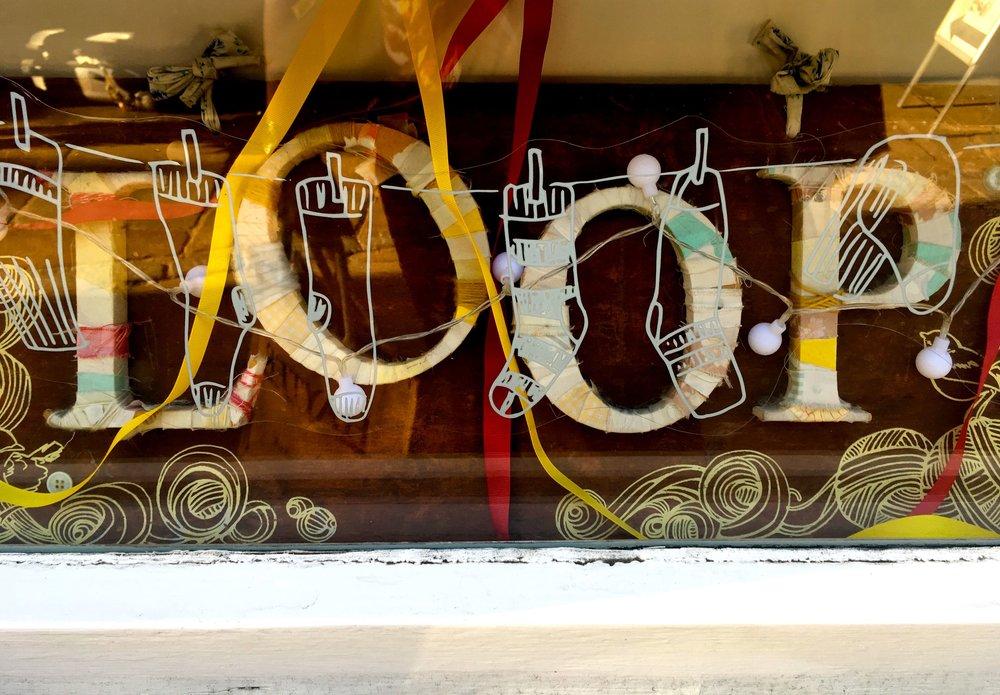 Loop Islington Shop Window