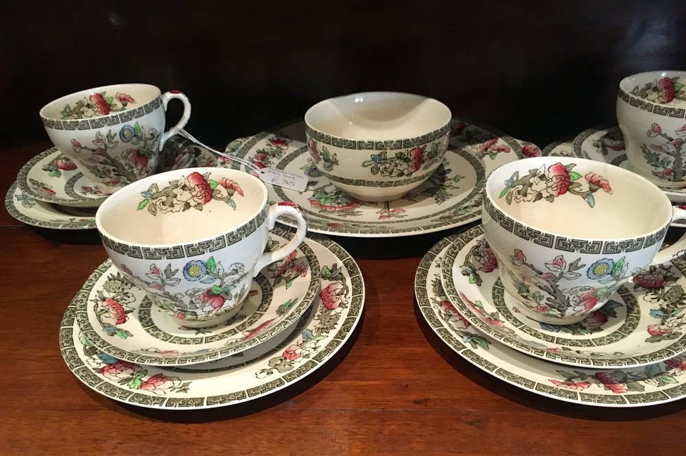 more tea sets