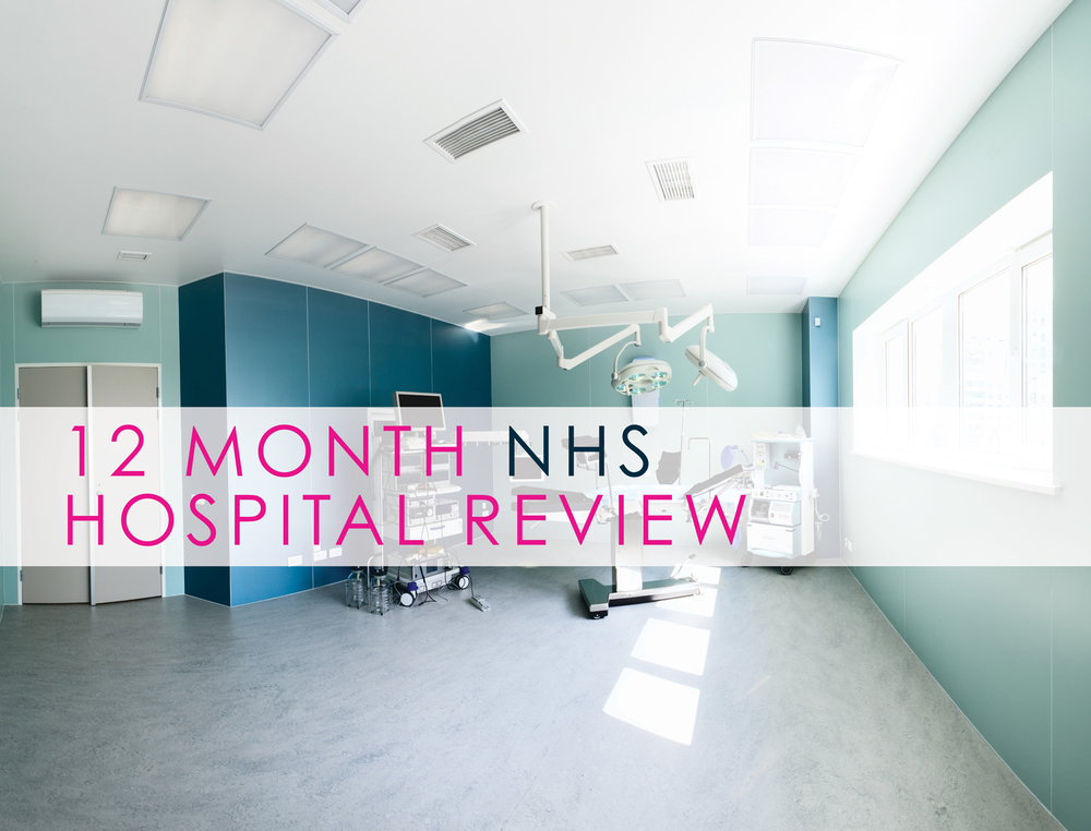 CLICK HERE FOR 12 MONTH NHS REVIEW