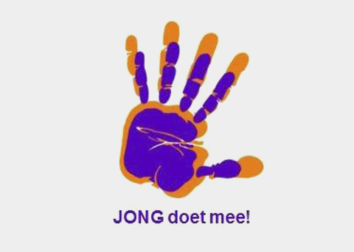 Klik voor de facebook pagina van JONG doet mee!