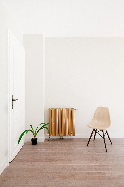 Champel - Aménagement intérieur  Atelier Nicolas Perrotet