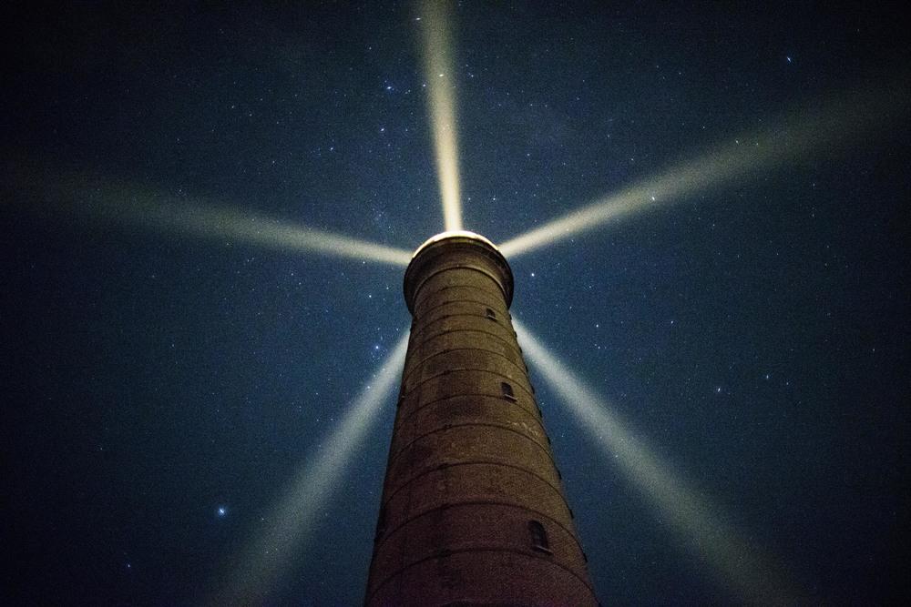 Lighthouse in Skagen