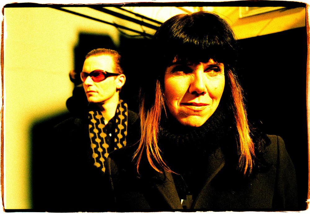 Hanne Boel og Martin Hall