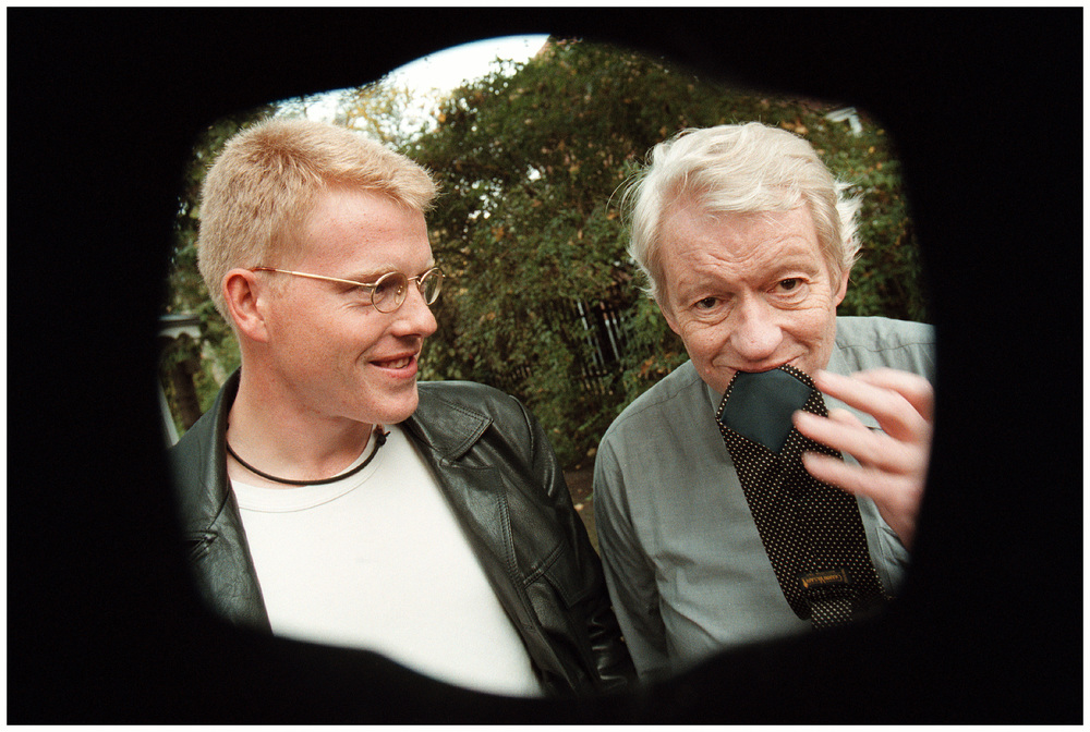 Jesper Klein og Sebastian Klein