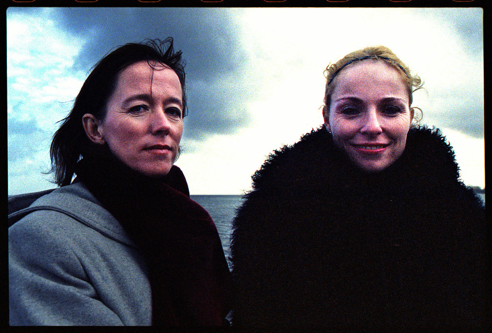 Anne Dorte Michelsen og Nanna Lüders Jensen