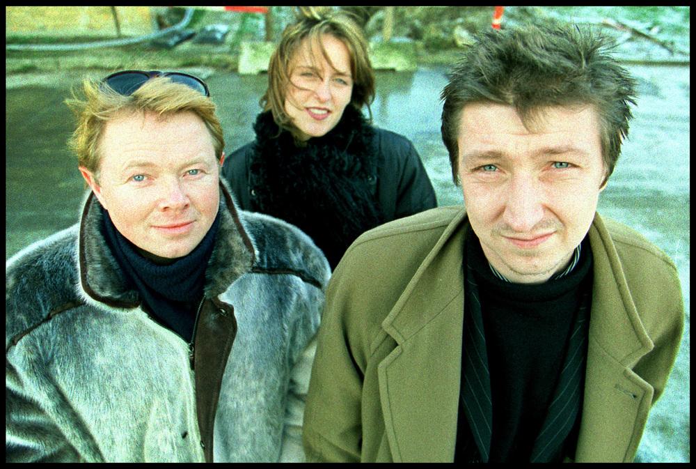 Jesper Asholt, Charlotte Sachs Bostrup og Nicolaj Kopernikus
