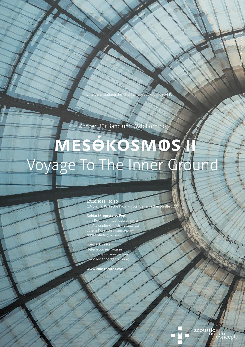Mesokosmos II Poster