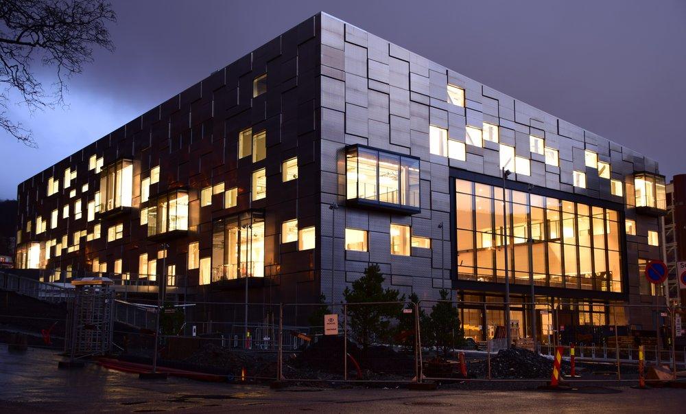 Bergen    Kunst- og designhøgskolen i Bergen