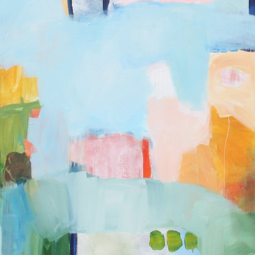 Julie Headland Abstract
