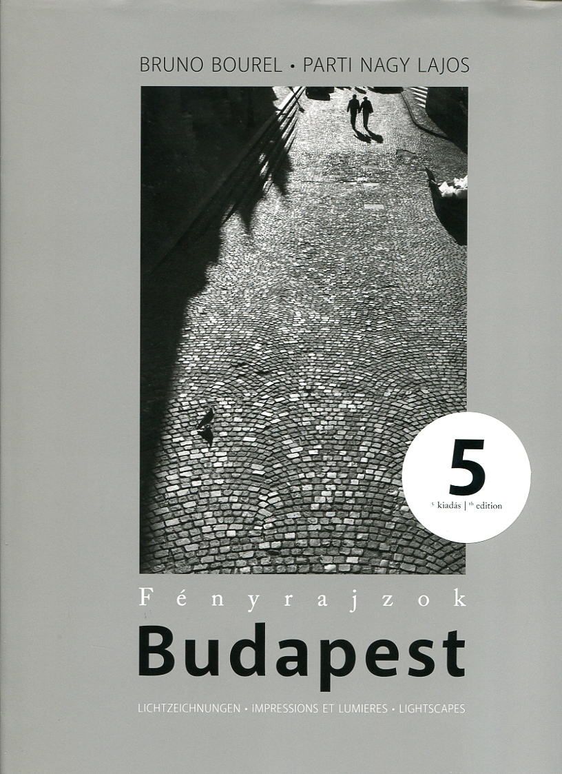 This is the 5 th edition of my Budapest book.