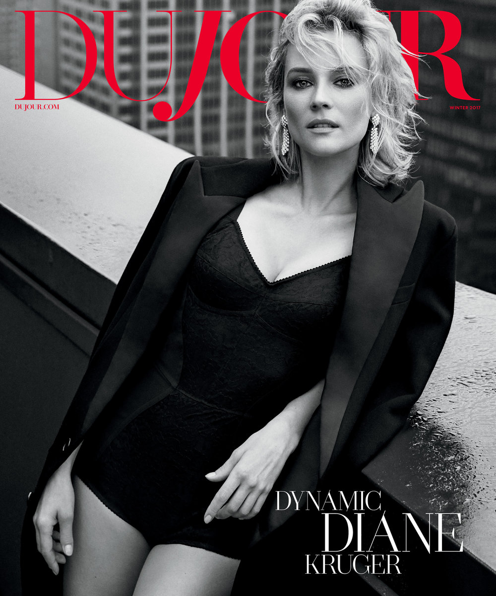 Covers, Features and Front-of-Book editorial pages designed for  DuJour  , from February 2017 to the present time,where I serve as its Art Director. The Spring 2017 Issue was developed in collaboration with Nathalie Kirsheh.  Select samples include photoshoot concepts /creative direction and subsequent on-set photo art direction, still life styling,redesigned sections and customized typography.