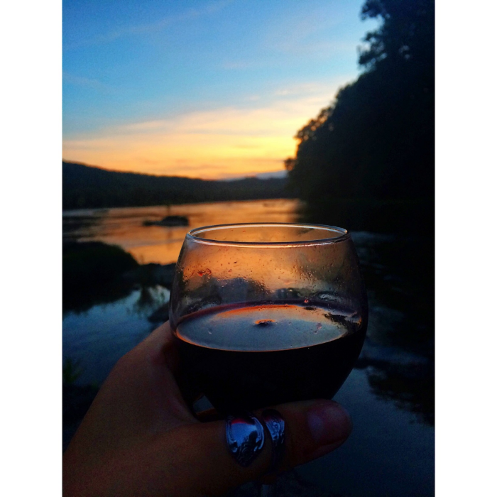 Potomac River, Md: Wine on the Potomac