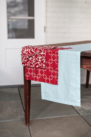 Table runner cotton cloth