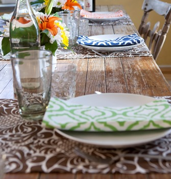 cotton dinner napkins table linens