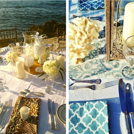 Table linens for weddings cotton