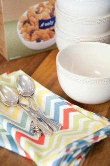 cotton cloth breakfast napkin