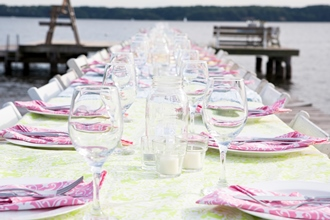 hen house linens cotton tablecloths