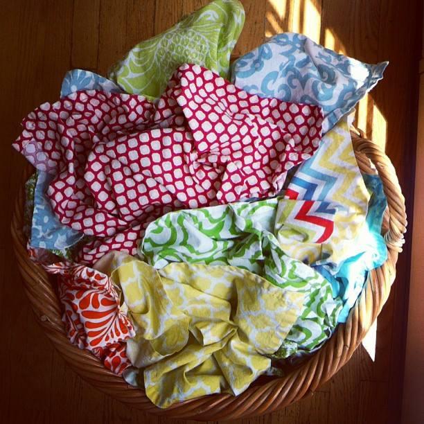 cloth napkin joy