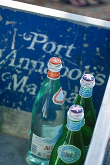 Port Annapolis drink caddy