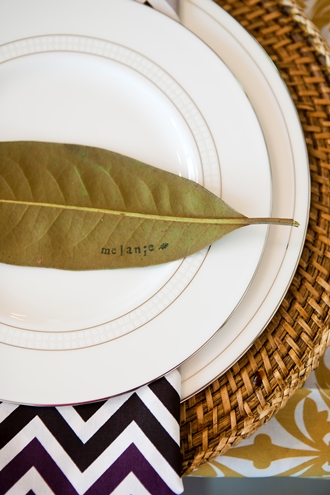 fun place cards ideas cotton table linens