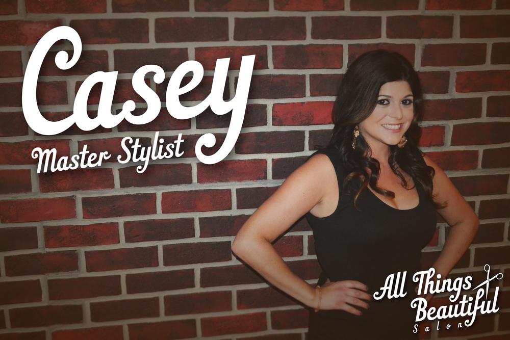 Casey - Master Stylist