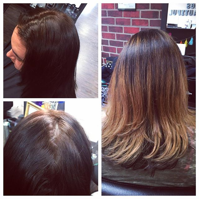 Balayage by Casey
