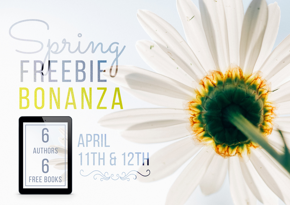 Graphic for M. L. Gardner's Spring Freebie Bonanza || Designed by TheThatchery.com