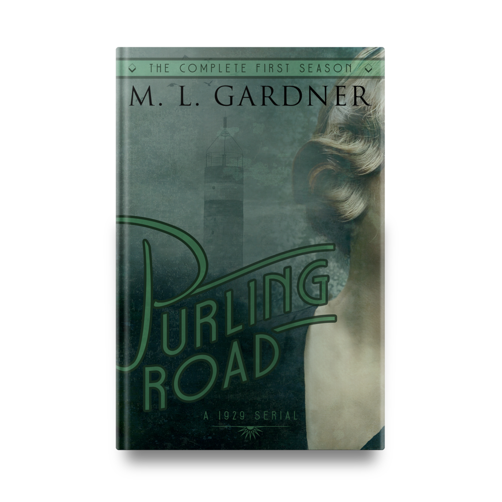 M.L. Gardner's Purling Road: The Complete First Season    Designed by TheThatchery.com