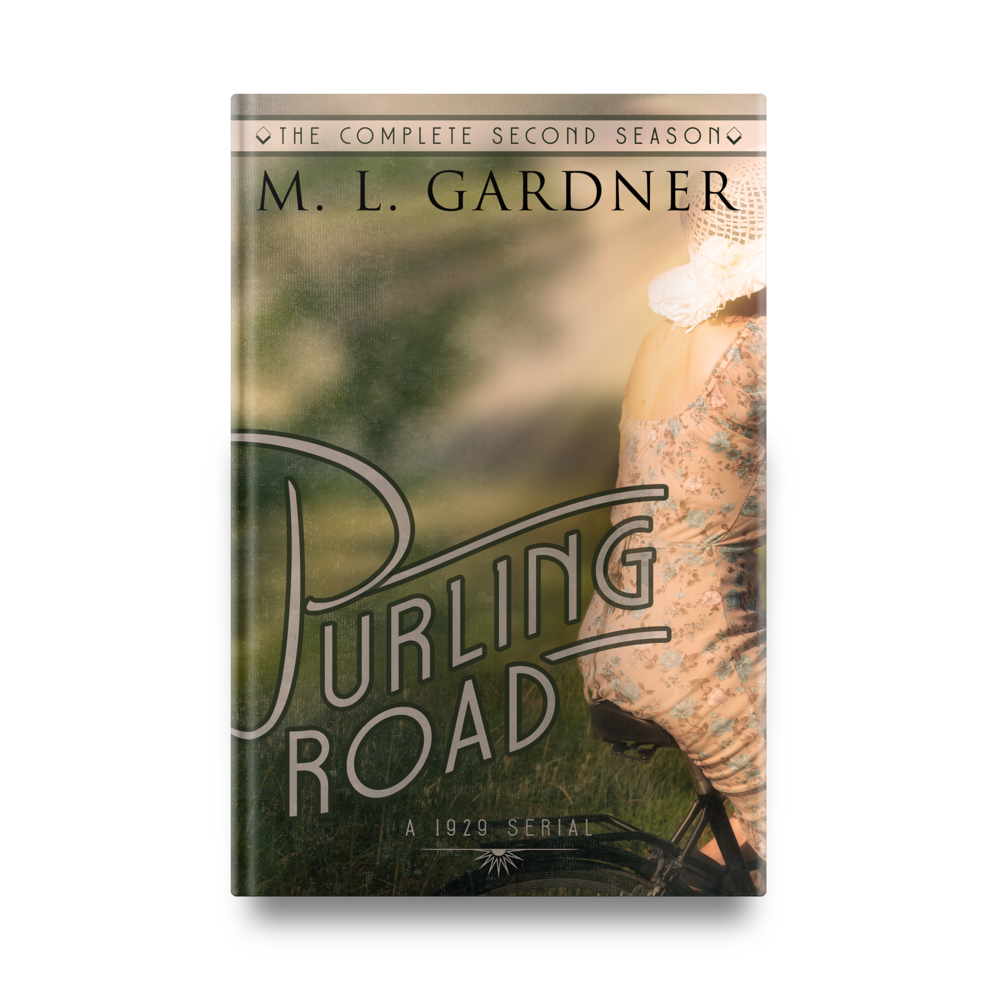 M. L. Gardner's Purling Road: The Complete Second Season || Designed by TheThatchery.com
