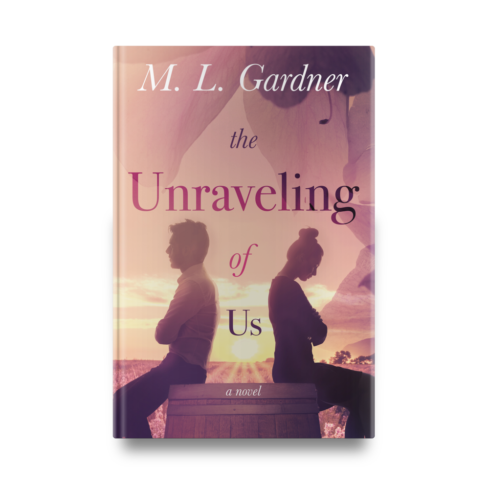 M.L. Gardner's The Unraveling of Us    Designed by TheThatchery.com