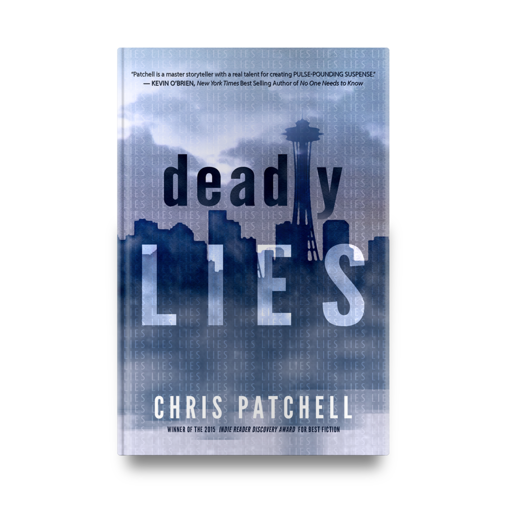Chris Patchell's Deadly Lies || Designed by TheThatchery.com