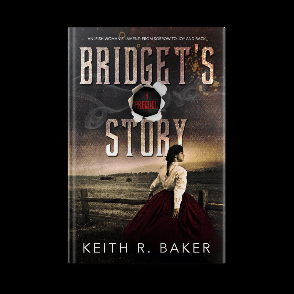 Keith R. Baker's Bridget's Story || Designed by TheThatchery.com