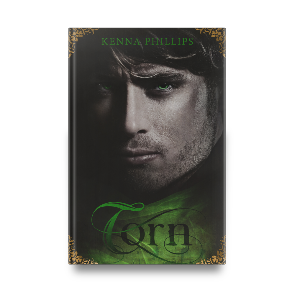 Kenna Phillips' Torn || Designed by TheThatchery.com