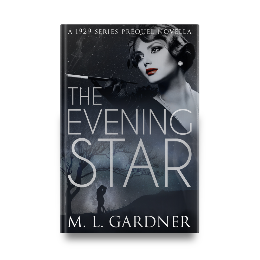 M. L. Gardner's The Evening Star || Designed by TheThatchery.com