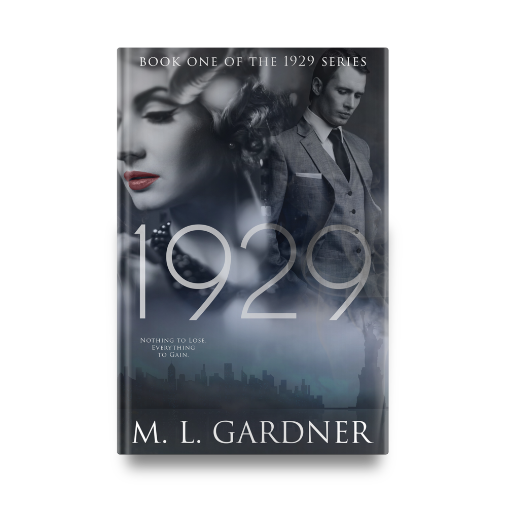 1929: Book One by M.L. Gardner || Designed by TheThatchery.com
