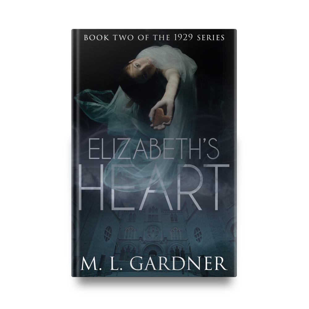Elizabeth's Heart: Book Two by M.L. Gardner || Designed by TheThatchery.com