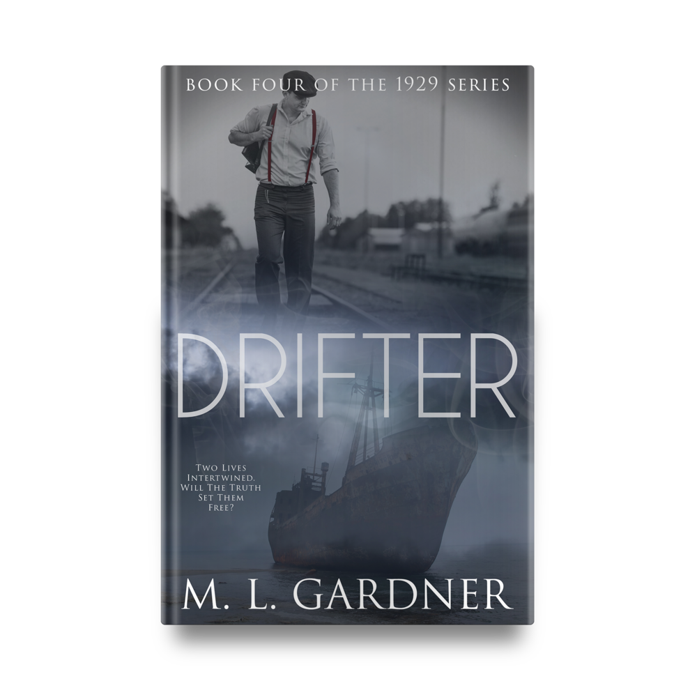 M.L. Gardner's Drifter: Book Four || Designed by TheThatchery.com