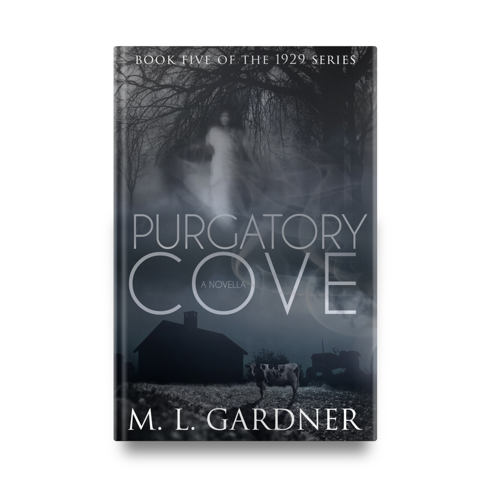 M.L. Gardner's Purgary Cove: Book Five || Designed by TheThatchery.com