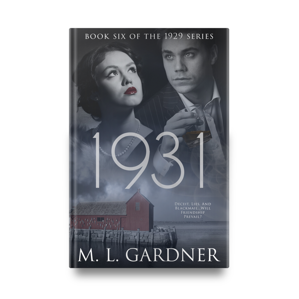 M.L. Gardner's 1931: Book Six || Designed by TheThatchery.com