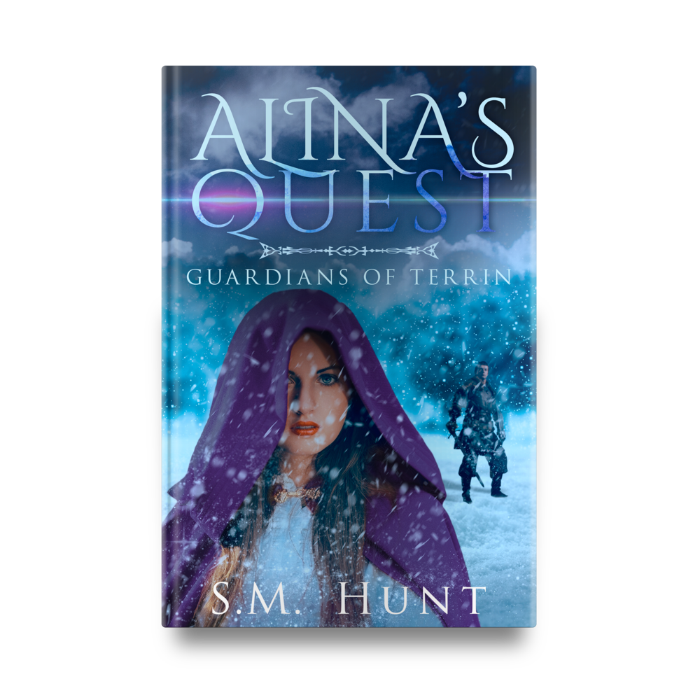 Taylor Shane's Alina's Quest    Designed by TheThatchery.com