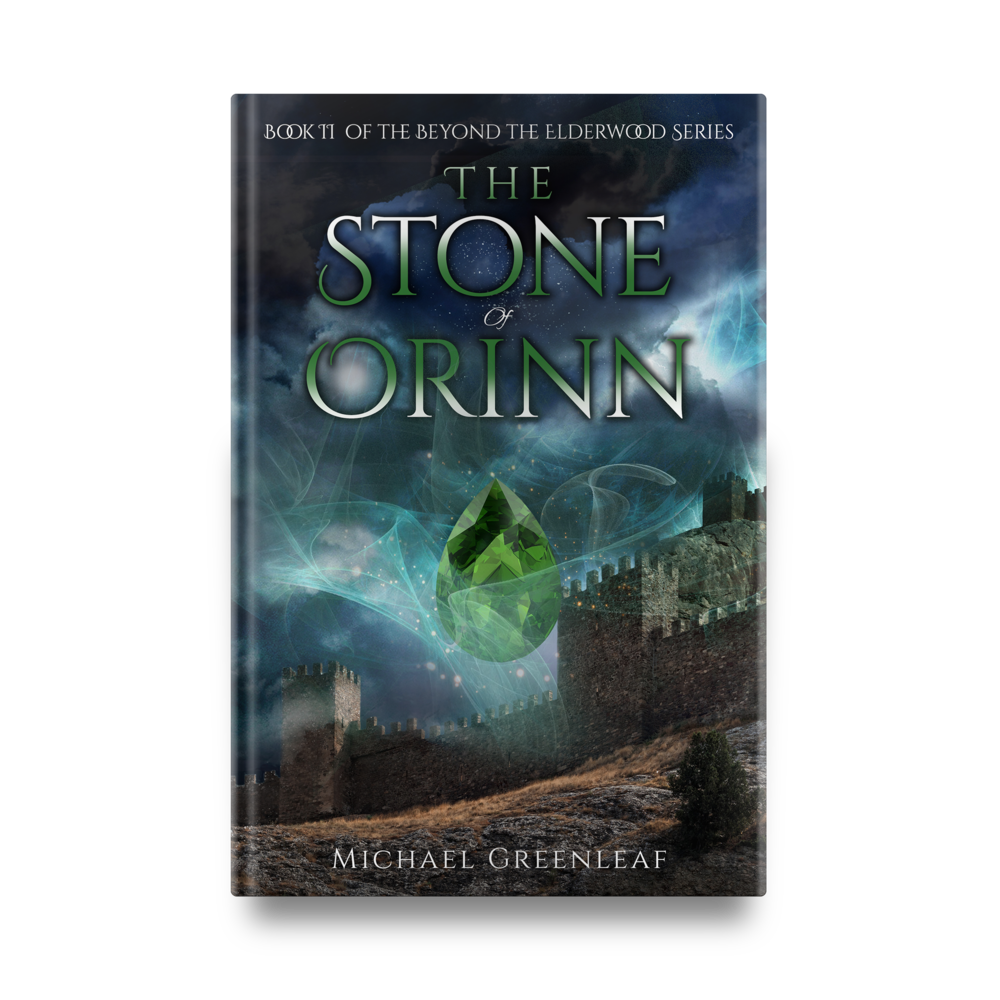 Michael Greenleaf's The Stone of Orinn || Designed by TheThatchery.com
