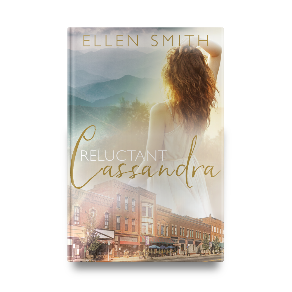 Reluctant Cassandra by Ellen Smith    Designed by TheThatchery.com