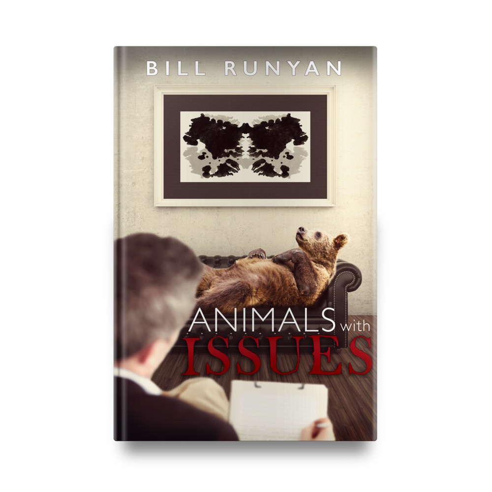 Animals With Issues by Bill Runyan || Designed by TheThatchery.com