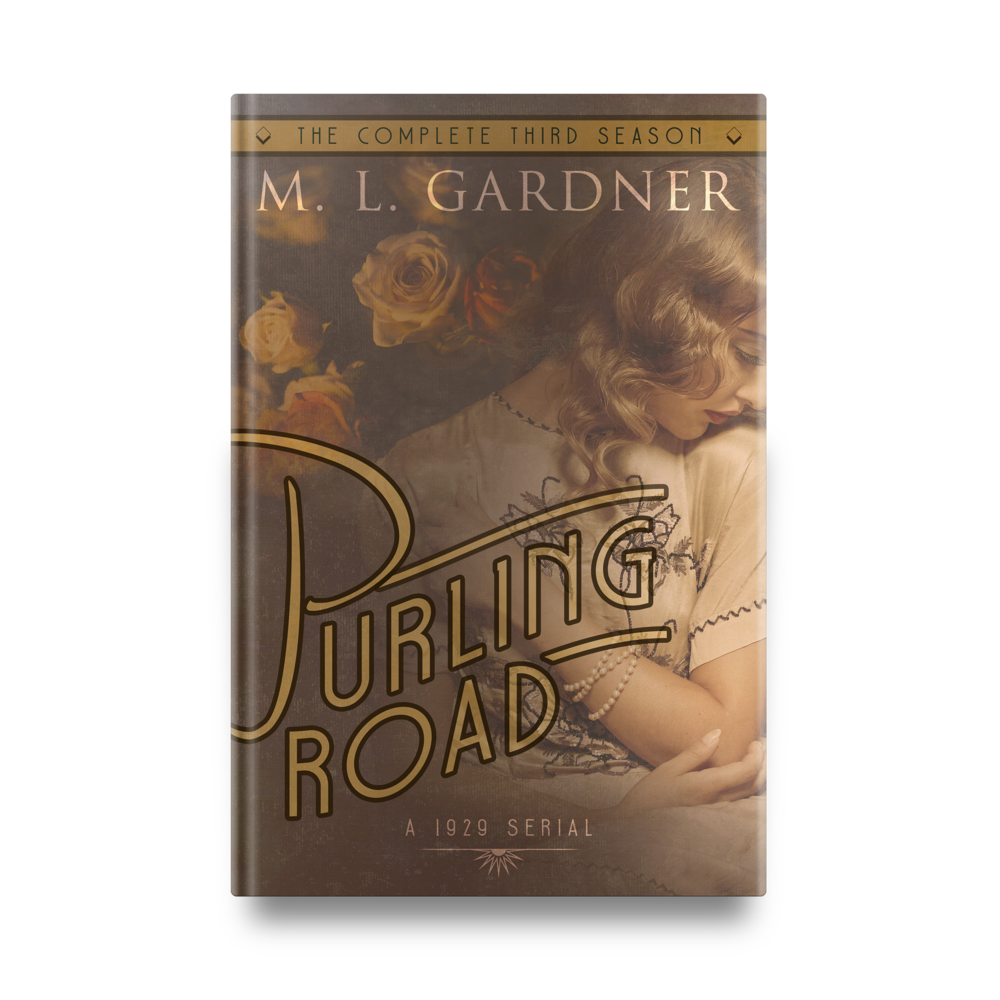 M. L. Gardner's Purling Road: The Complete Third Season    Designed by TheThatchery.com