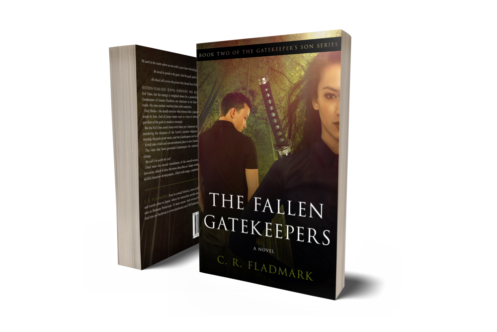 C. R. Fladmark's The Fallen Gatekeepers || Designed by TheThatchery.com