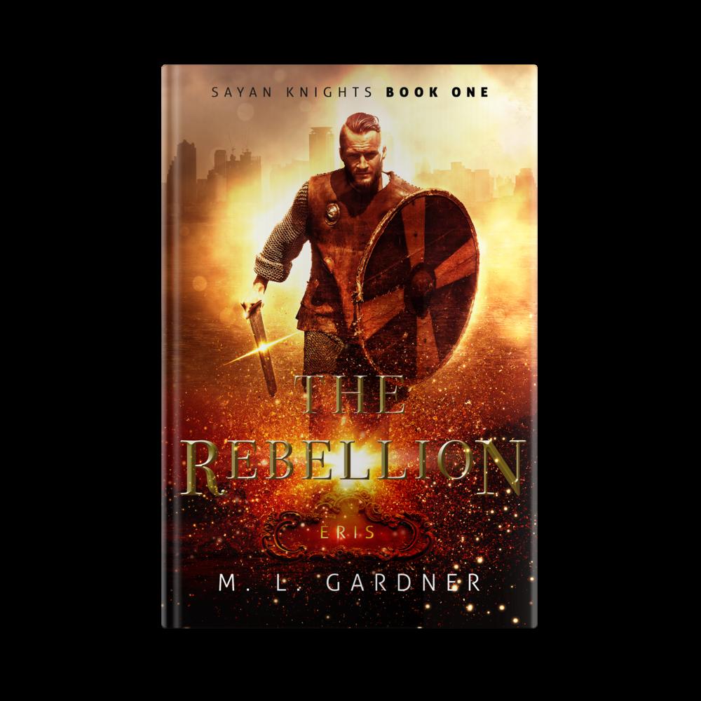 M. L. Gardner's The Rebellion || Designed by TheThatchery.com