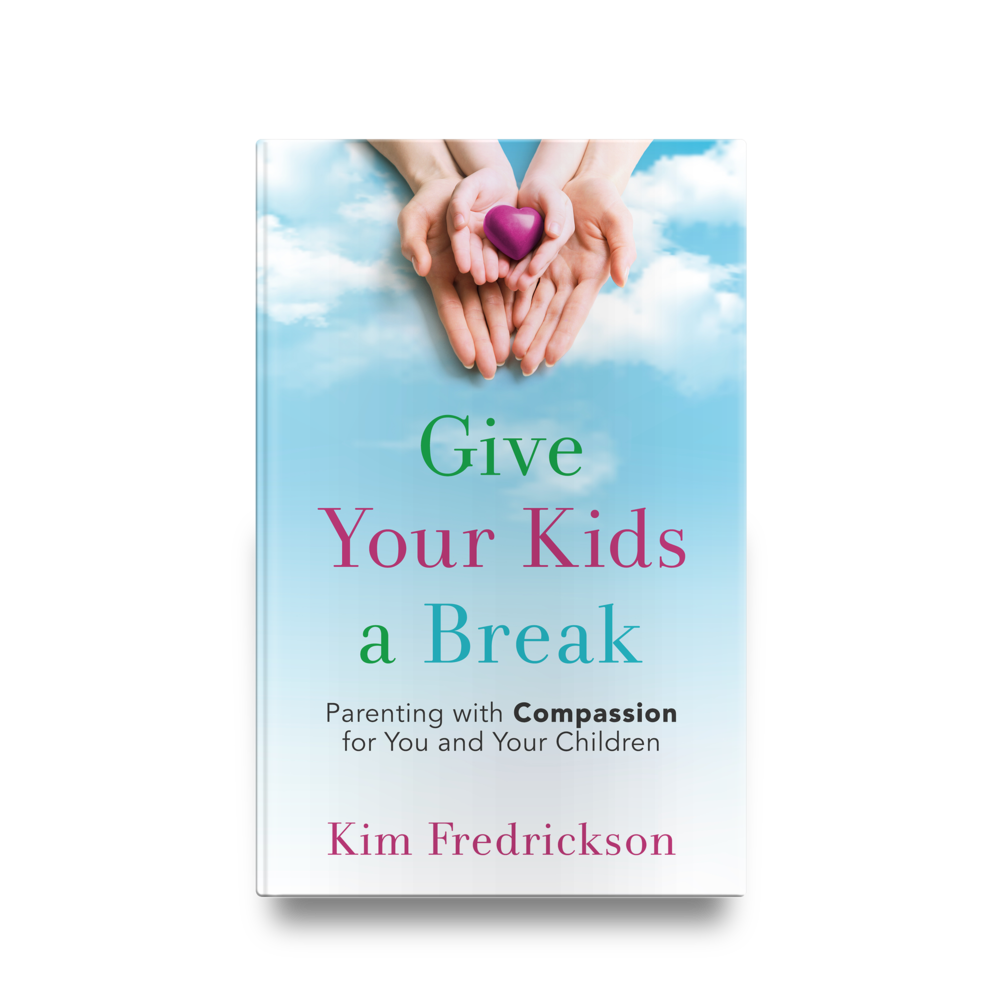 Kim Fredrickson's Give Your Kids a Break || Designed by TheThatchery.com