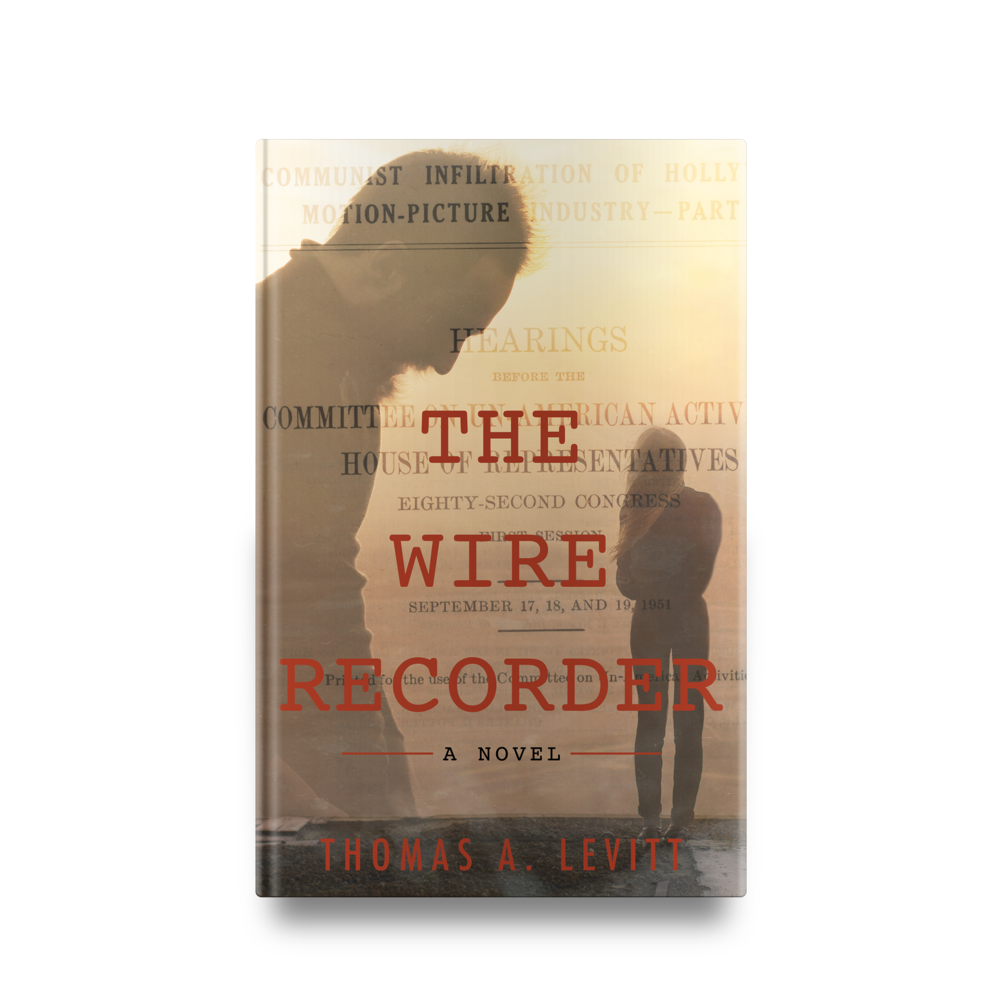 Thomas A. Levitt's The Wire Recorder || Designed by TheThatchery.com