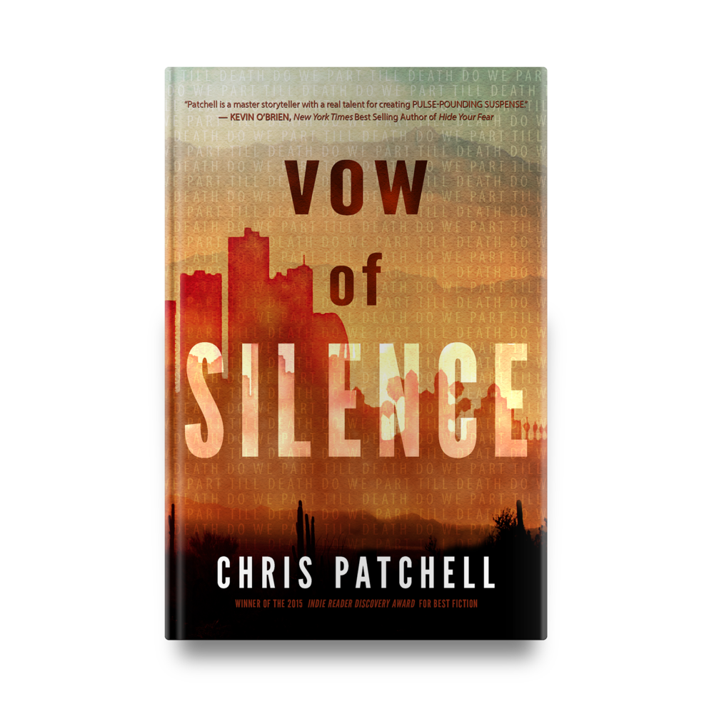 Chris Patchell's Vow of Silence || Designed by TheThatchery.com