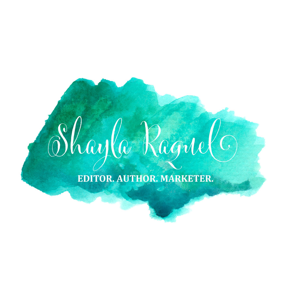 Shayla Raquel || Editor. Author. Marketer